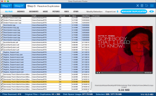 how to delete duplicate songs in itunes all at once